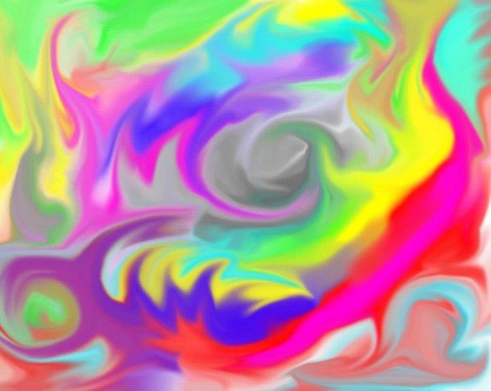 методика знакомства с цветом
