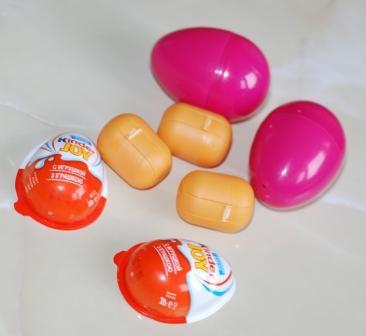 Разновидности яиц