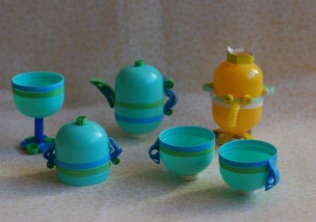Чайный сервиз своими руками фото 776