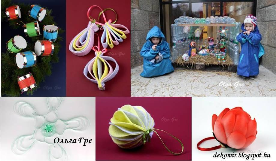 Новогодние игрушки от Ольги Гре