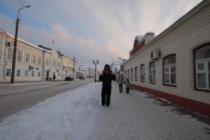 Главная улица Великого Устюга