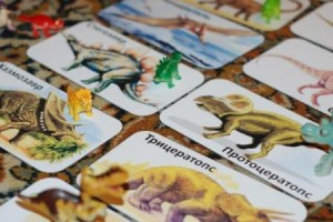 тематическое занятие Динозавры