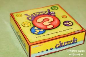 Настольная игра Cuzzle
