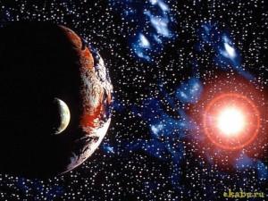 тематическое занятие космос