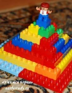 Тематическое занятие Египетские пирамиды