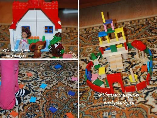 строим дом для чебурашки