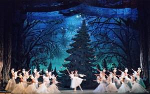 на балет с детьми