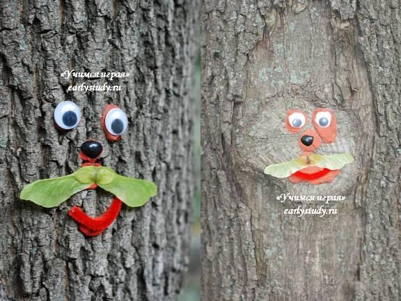 оживляем деревья