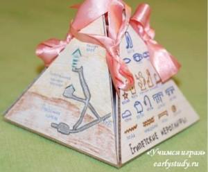 занятие для детей Древний египет. загробная жизнь
