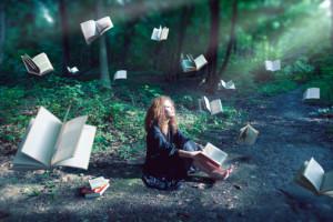 Эстафета о чтении