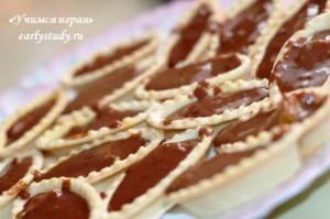 сладкие тарталетки