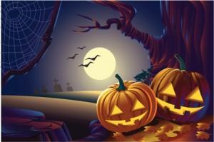 Хэллоуин. История праздника и идеи для игр.