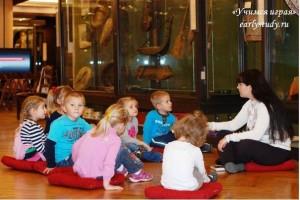 Музыка каменного века в музее Глинки