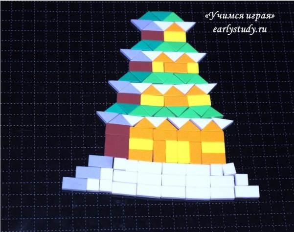 Тематическое занятие «В Японию с кокэси»
