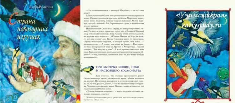 Страна новогодних игрушек. Елена Ракитина