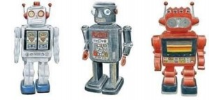 Тематическое занятие «Роботы»