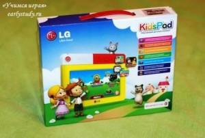 LG Kids Pad