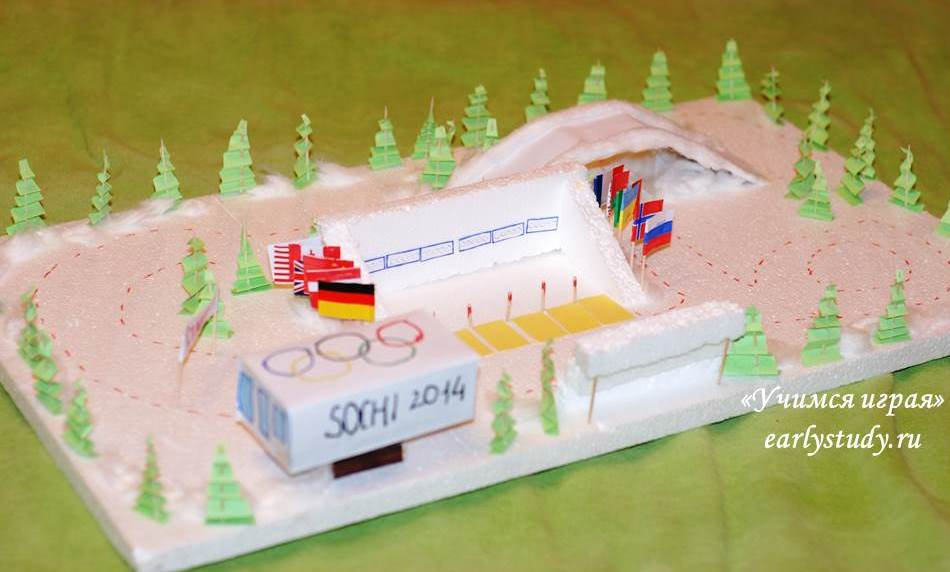 Тематическое занятие. Олимпиада 2014