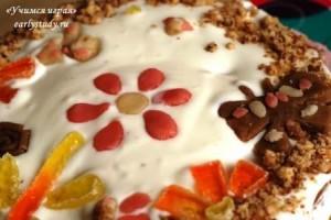 Украшения для торта своими руками