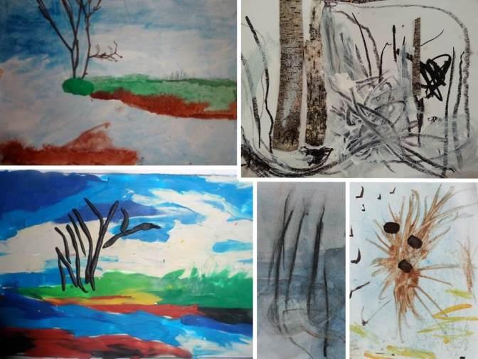 весна в картинах Алексея Саврасова