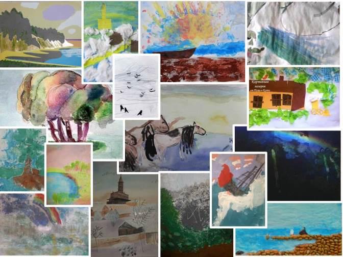 Картины Алексея Саврасова