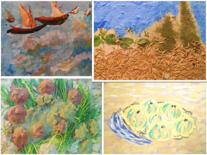 Пейзажи и натюрморты Винсента Ван Гога