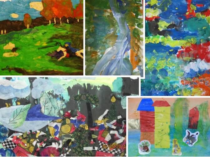«Картинная галерея». Итоги мая