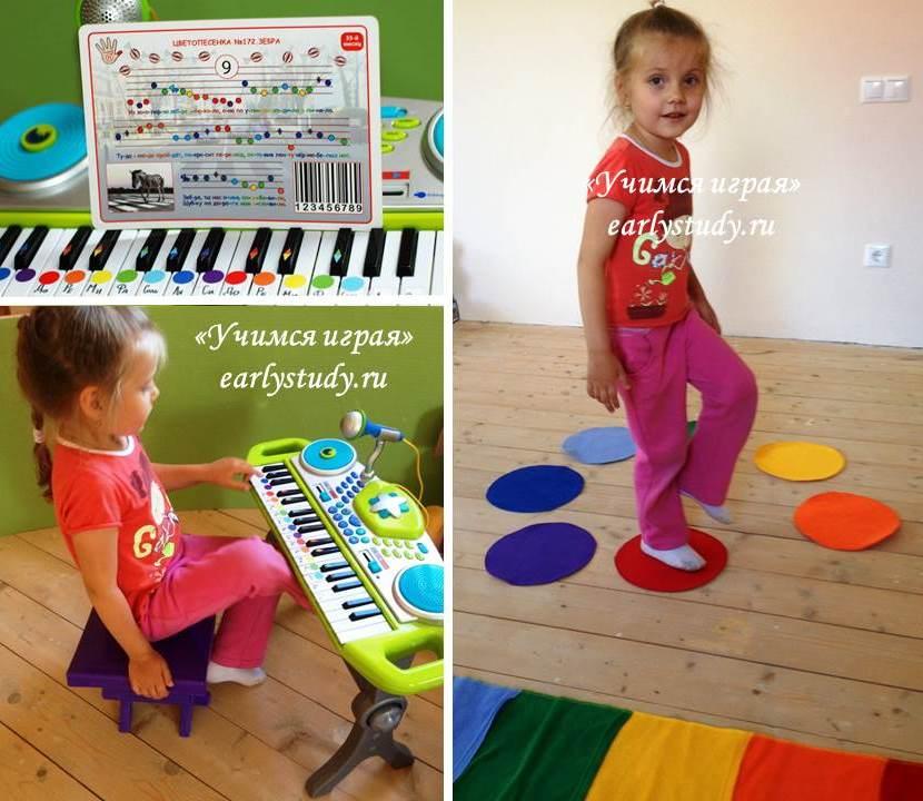 Учимся музыке с Бимбаскет