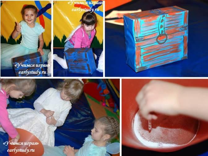 Сценарий детского дня рождения. Феи волшебного леса (6 лет)