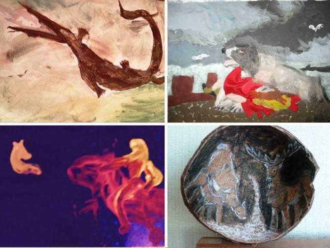 «Картинная галерея». Итоги февраля.