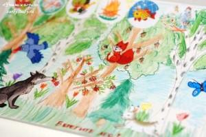 """Рисунок """"Берегите лес"""""""