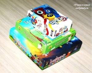Настольные игры для детей 5+