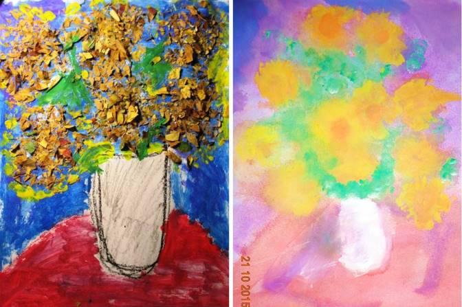 Картинная галерея. натюрморт