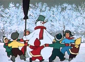 Новогодние мультфильмы и фильмы для детей