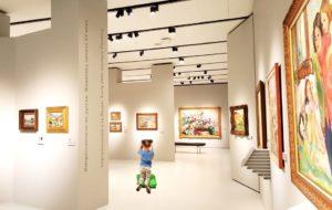 как говорить с детьми об искусстве